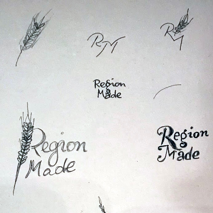 Region Made Sketches