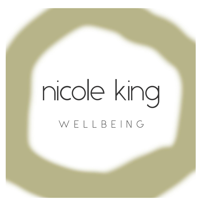 Nicole King Wellbeing logo