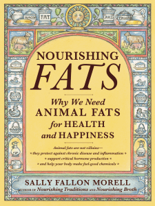 Nourishing Fats Book