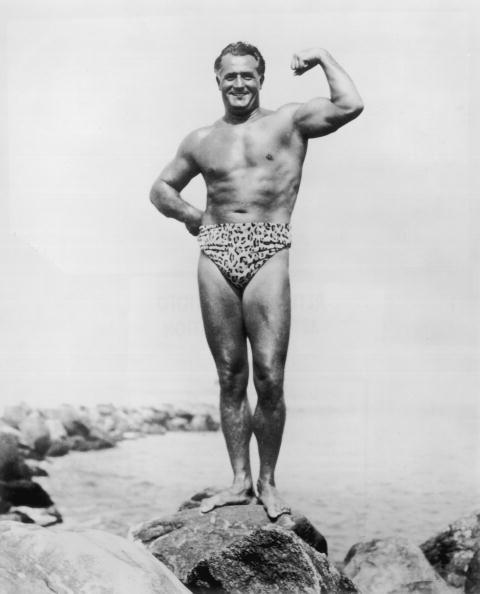 Charles Atlas Strong at any age