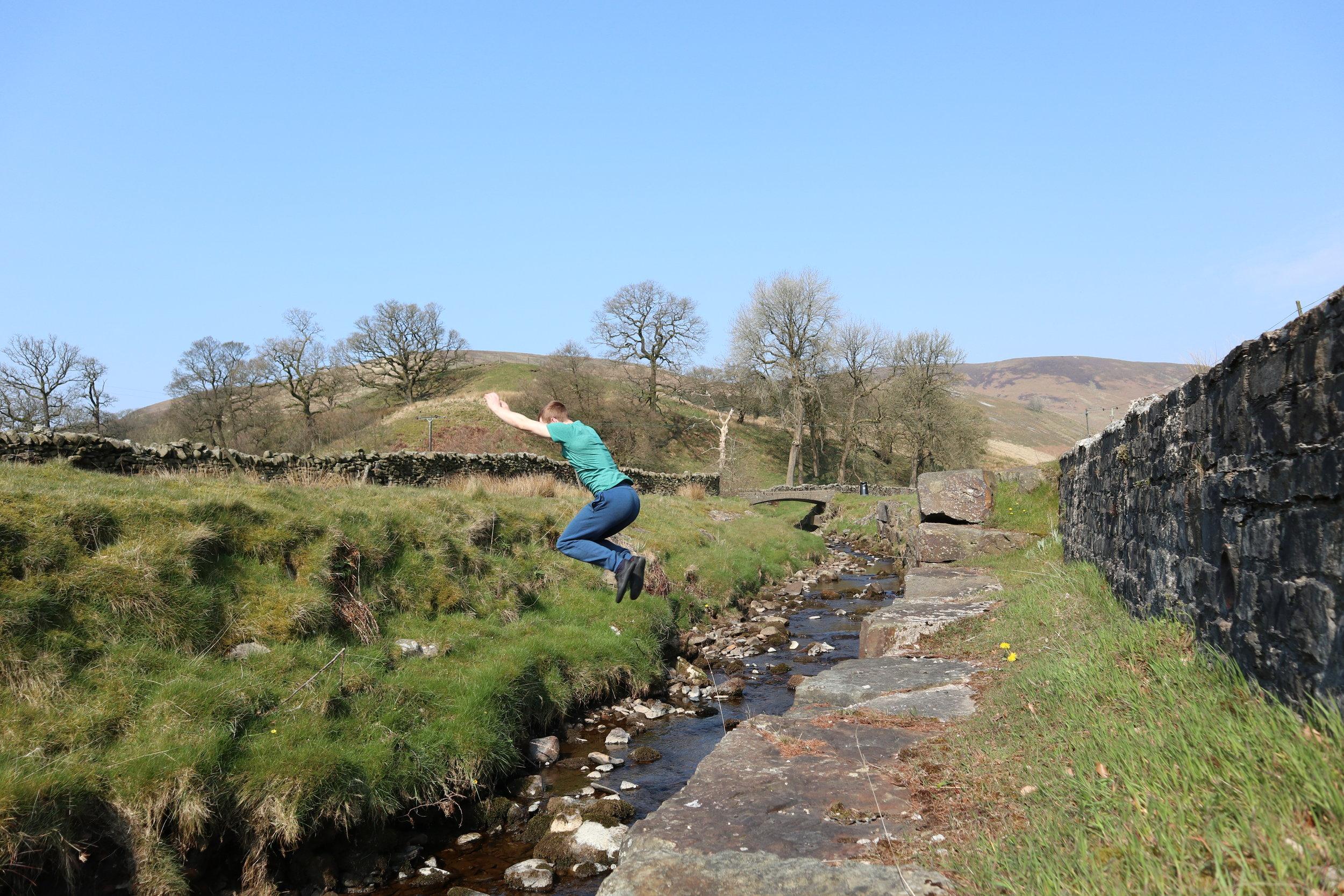 Natural Movement #2 : Jumping