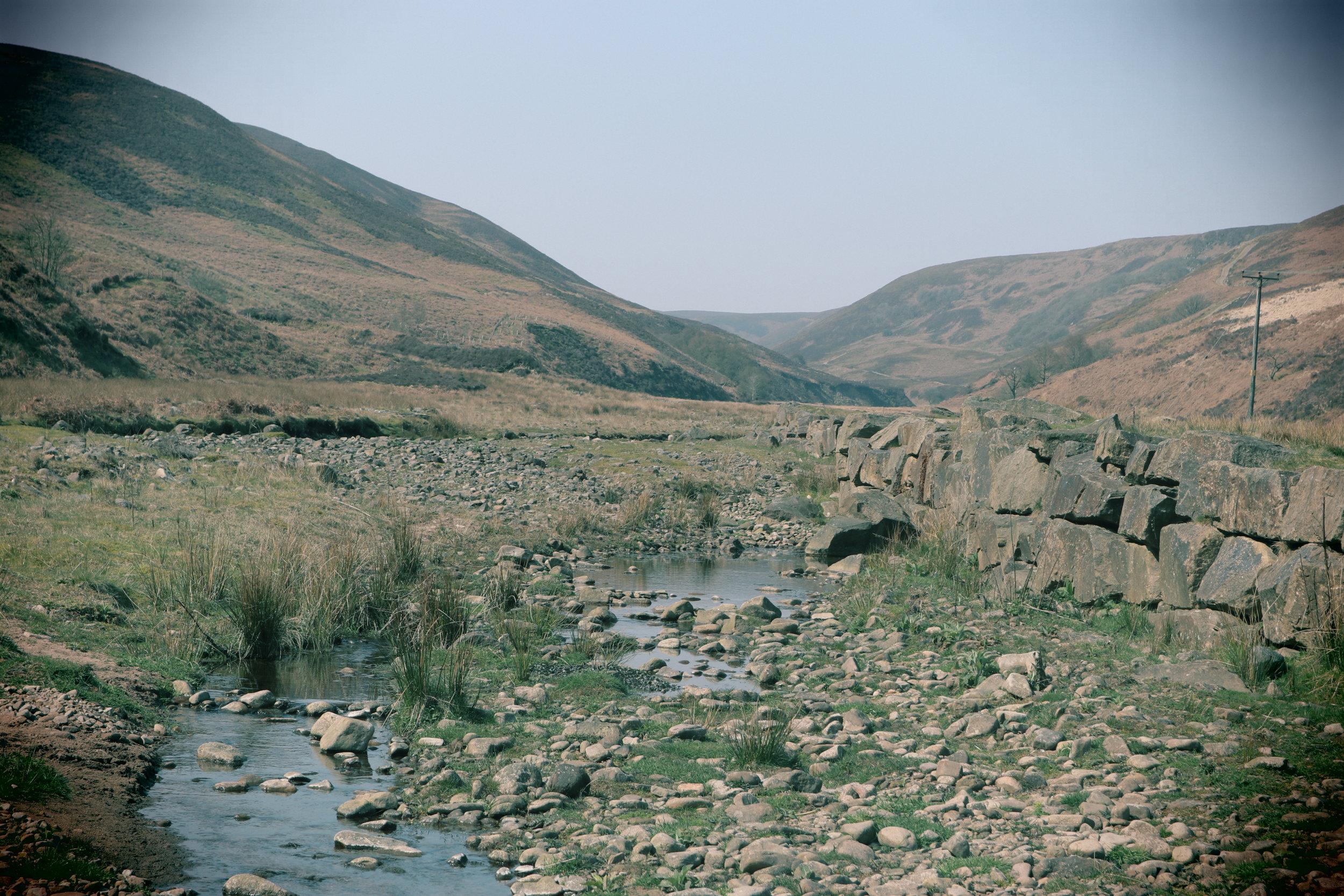 Locations - Where we campedHawthornthwaite FellWhere we parked