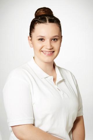 Oliwia Szachnitovska  Altenpflegerin in Ausbildung