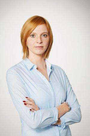 Carina Gieser  Kauffrau im Gesundheitswesen