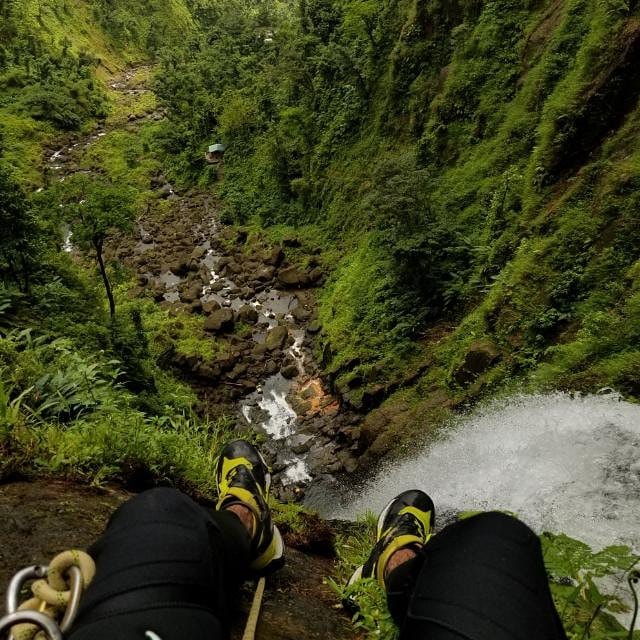 Whether you're looking for a cruise ship day tour as a first timer or want to sign up for some Advanced Canyoning, Extreme Dominica has just the tour for you! #trafalgarfalls #advancedcanyoning