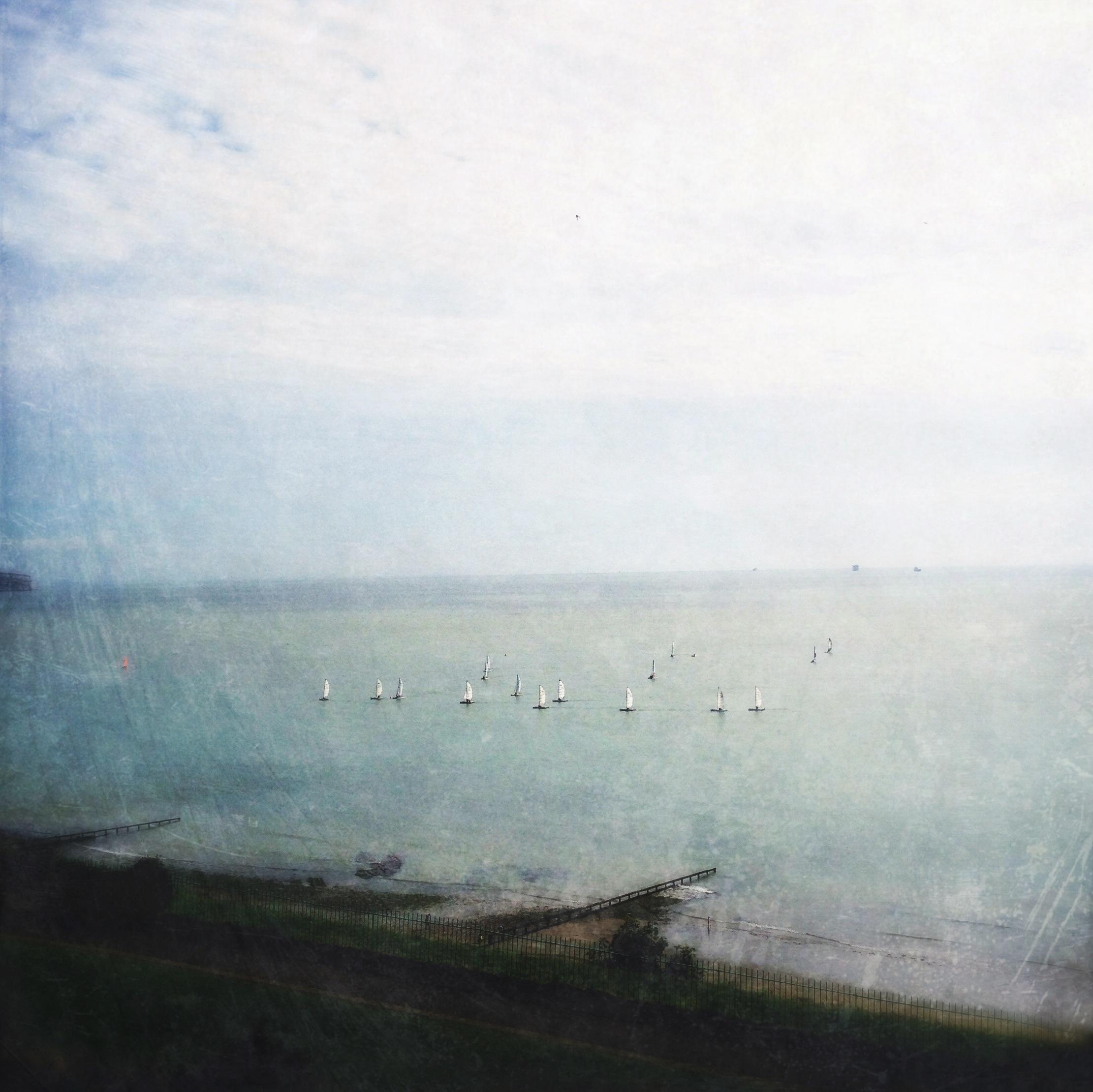 'Sailboats'