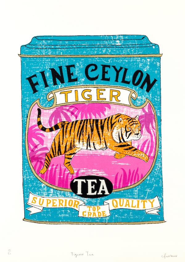'Tigerrr Tea'