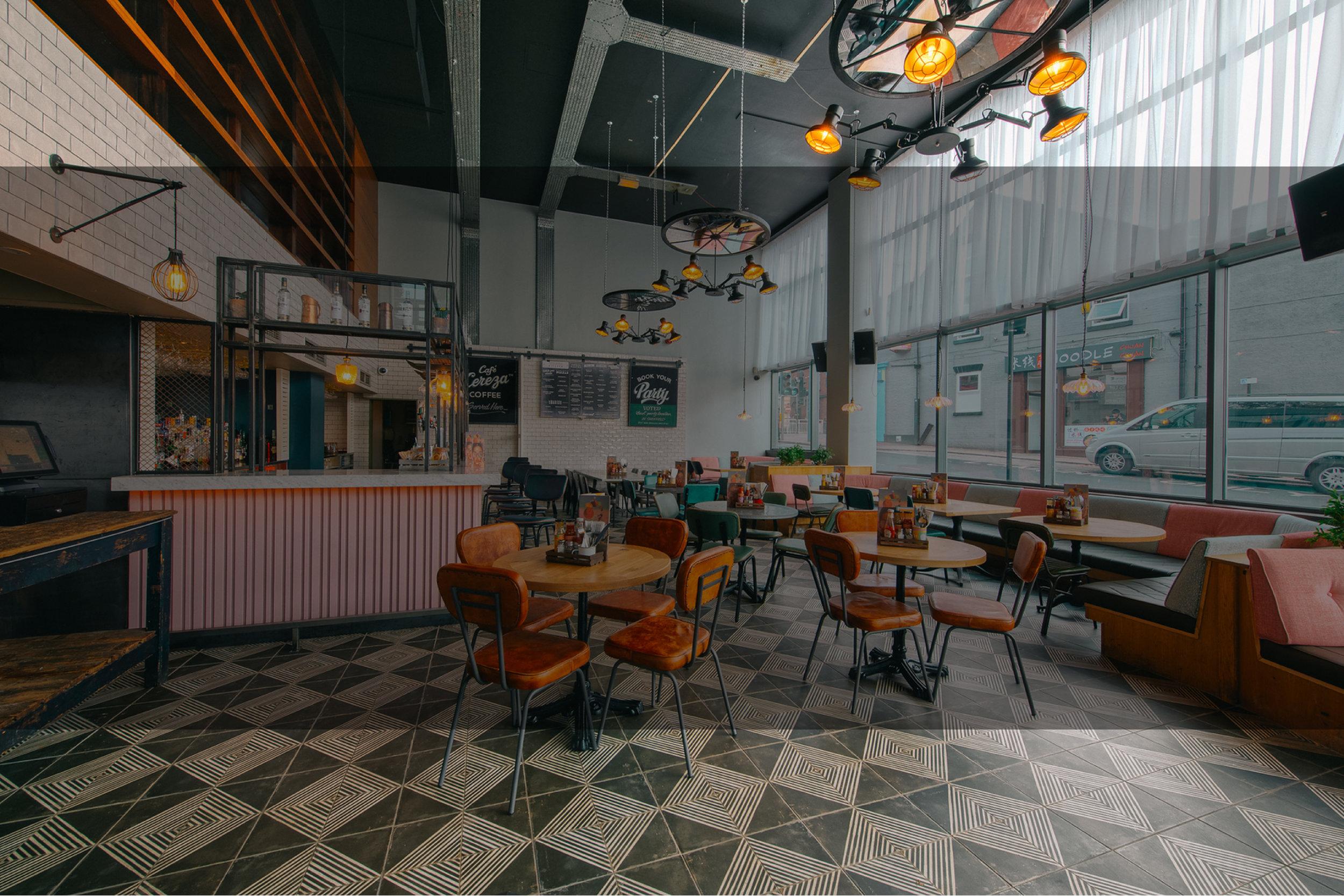 Revolution Bar Sheffield -