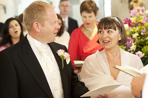 The Priory Hotel Wedding, Dorset.