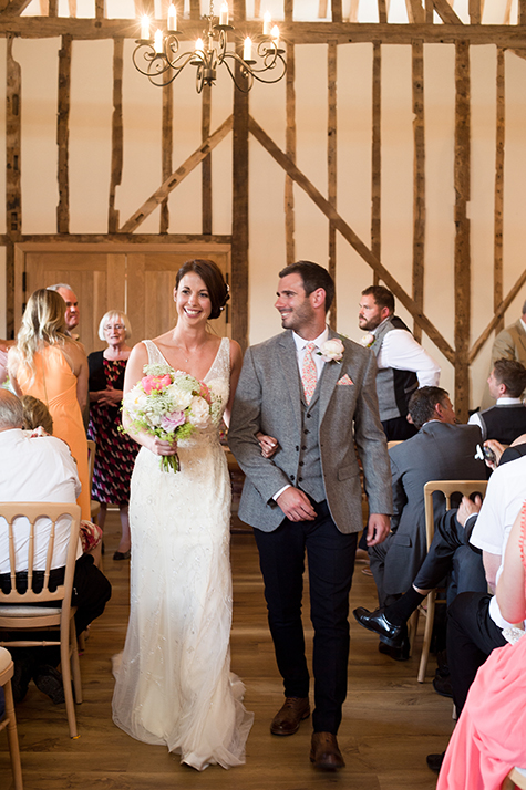 Bruisyard Hall Wedding, Suffolk-11