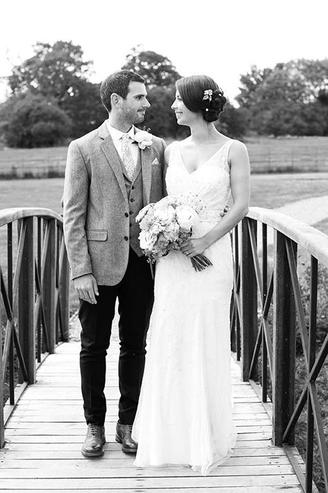 Bruisyard Hall Wedding, Suffolk-14
