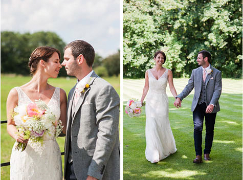 Bruisyard Hall Wedding, Suffolk-15.