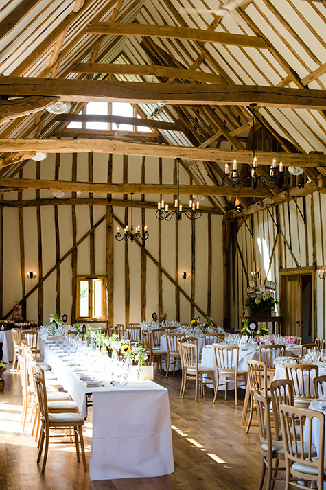 Bruisyard Hall Wedding, Suffolk-25
