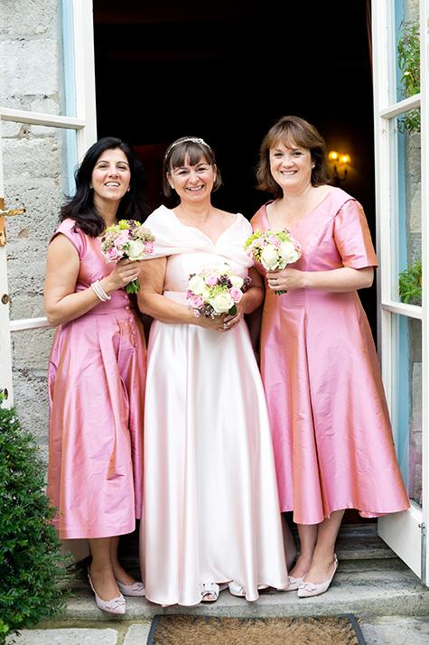 The Priory Hotel Wedding, Dorset_4
