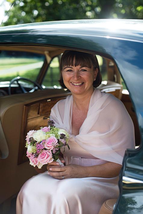 The Priory Hotel Wedding, Dorset_3