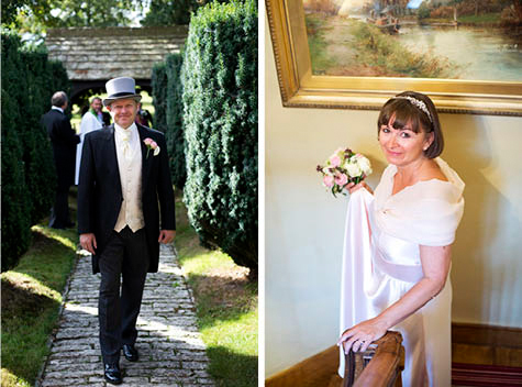 The Priory Hotel Wedding, Dorset_2