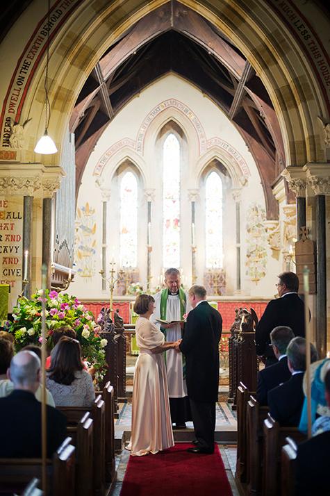 The Priory Hotel Wedding, Dorset_8
