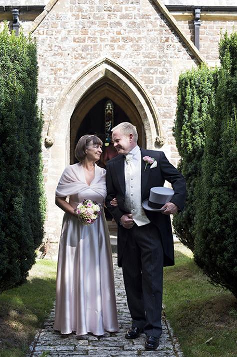 The Priory Hotel Wedding, Dorset