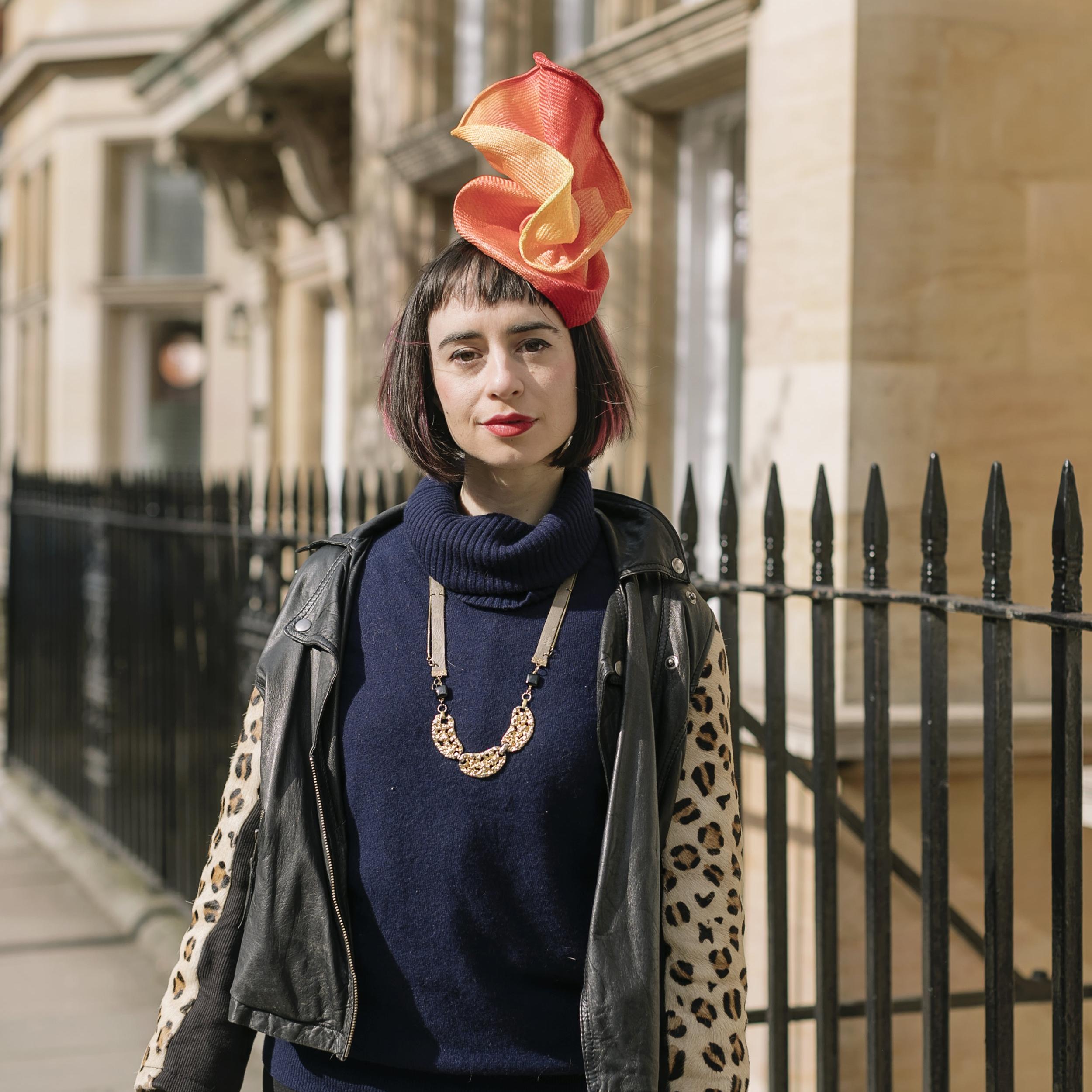 Sahar Freemantle in Marylebone