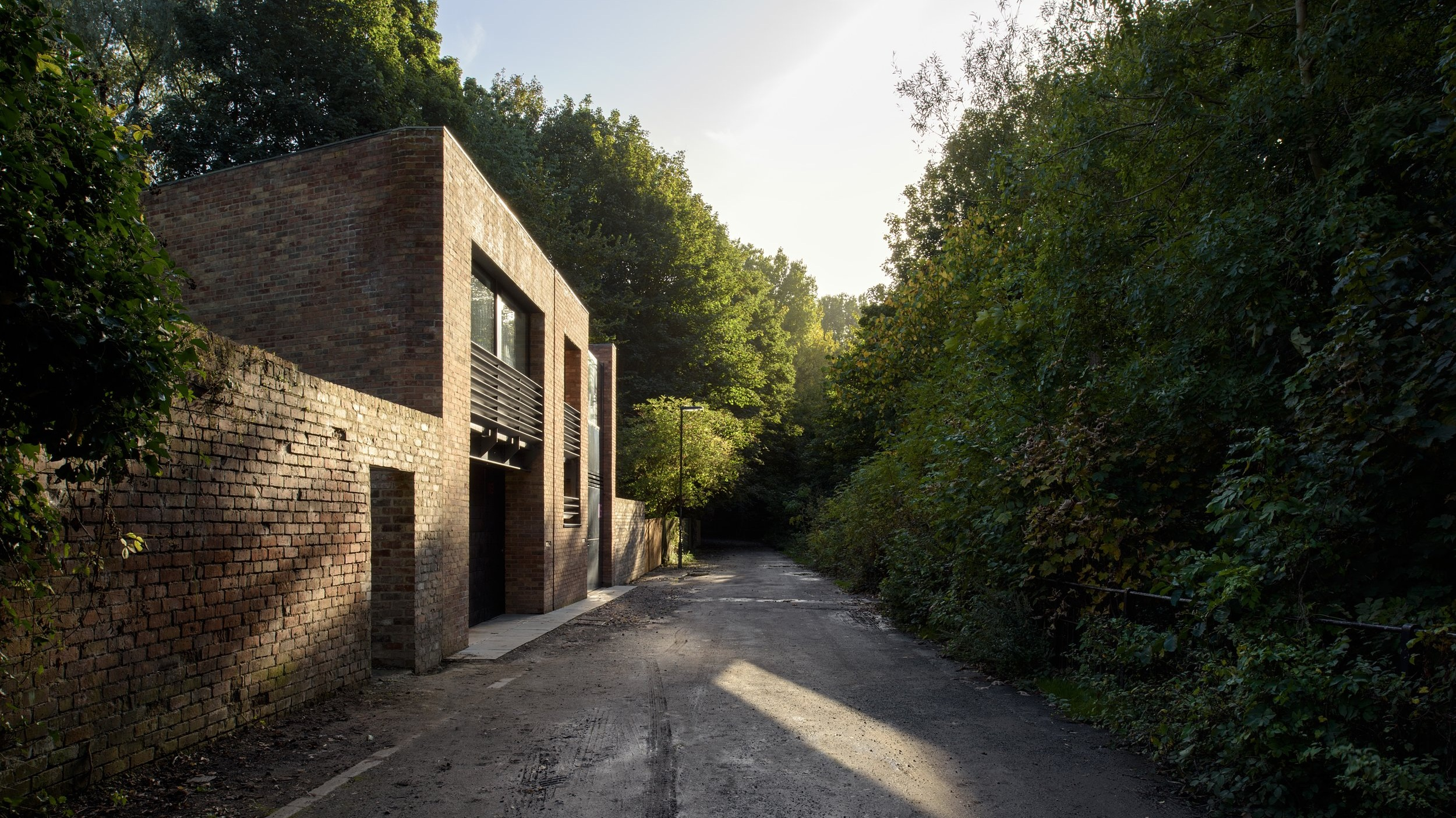 RIBA House of the Year 2018 finalist: 113-115 Ouseburn Road, Newscastle-upon-Tyne, by Miller Partnership Architects