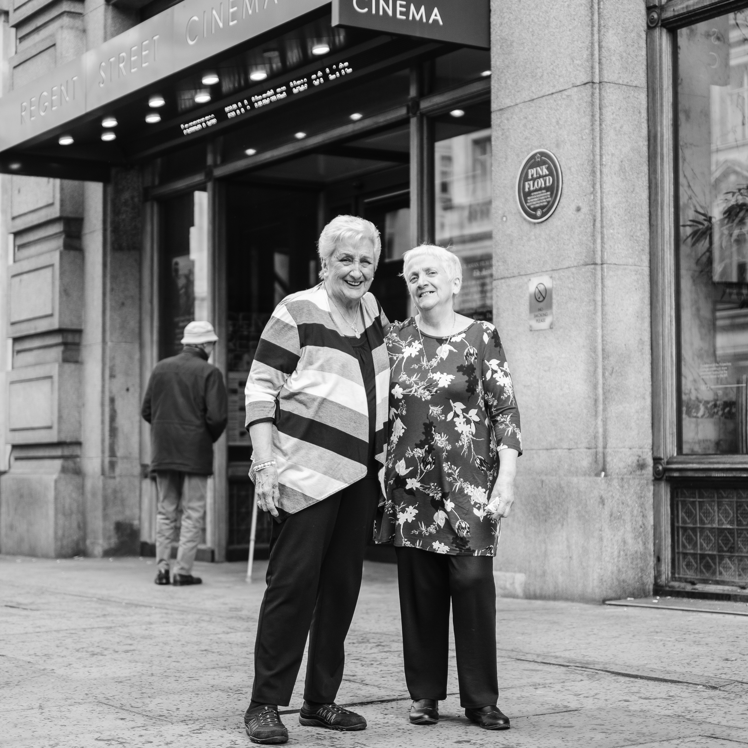 Dorothy Zdanowicz & Rose Beasley