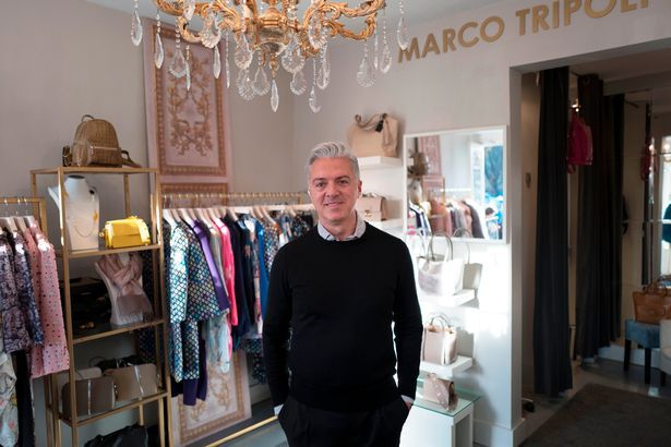 """- """"Thanks to Jo l have been able to analyse my business and implement strategies which have helped me grow. As an independent high street business, I highly recommend using Jo.""""Marco, owner of Marco Tripoli"""
