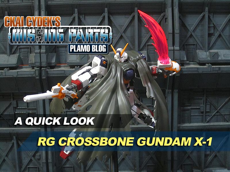 RG 1//144 Crossbone Gundam X1 Model Kit Crossbone Gundam BANDAI SPIRITS NEW***