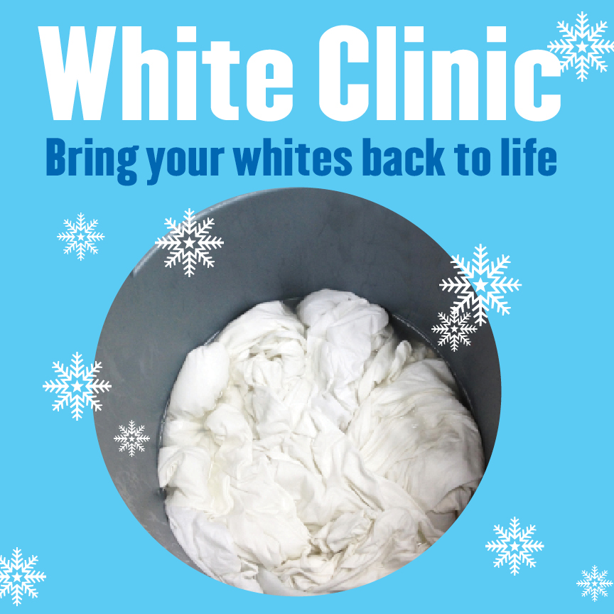 Laundry doctor and premium whitening treatment white clinic in nyc, New York