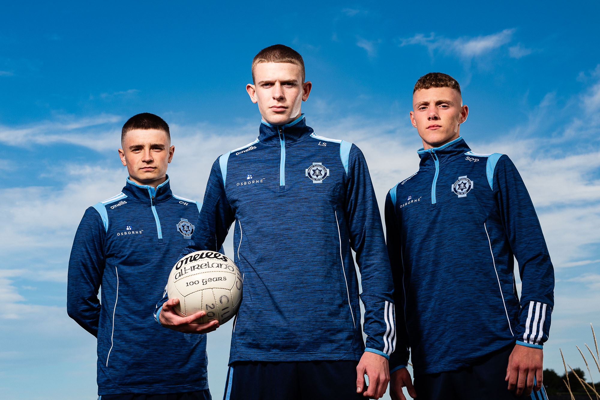 GAA Football Meath Leinster Dublin St Colmcilles.JPG