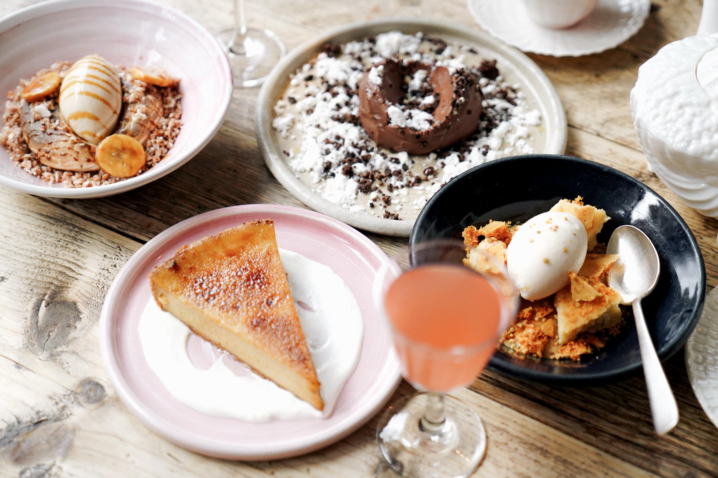 Chicama desserts