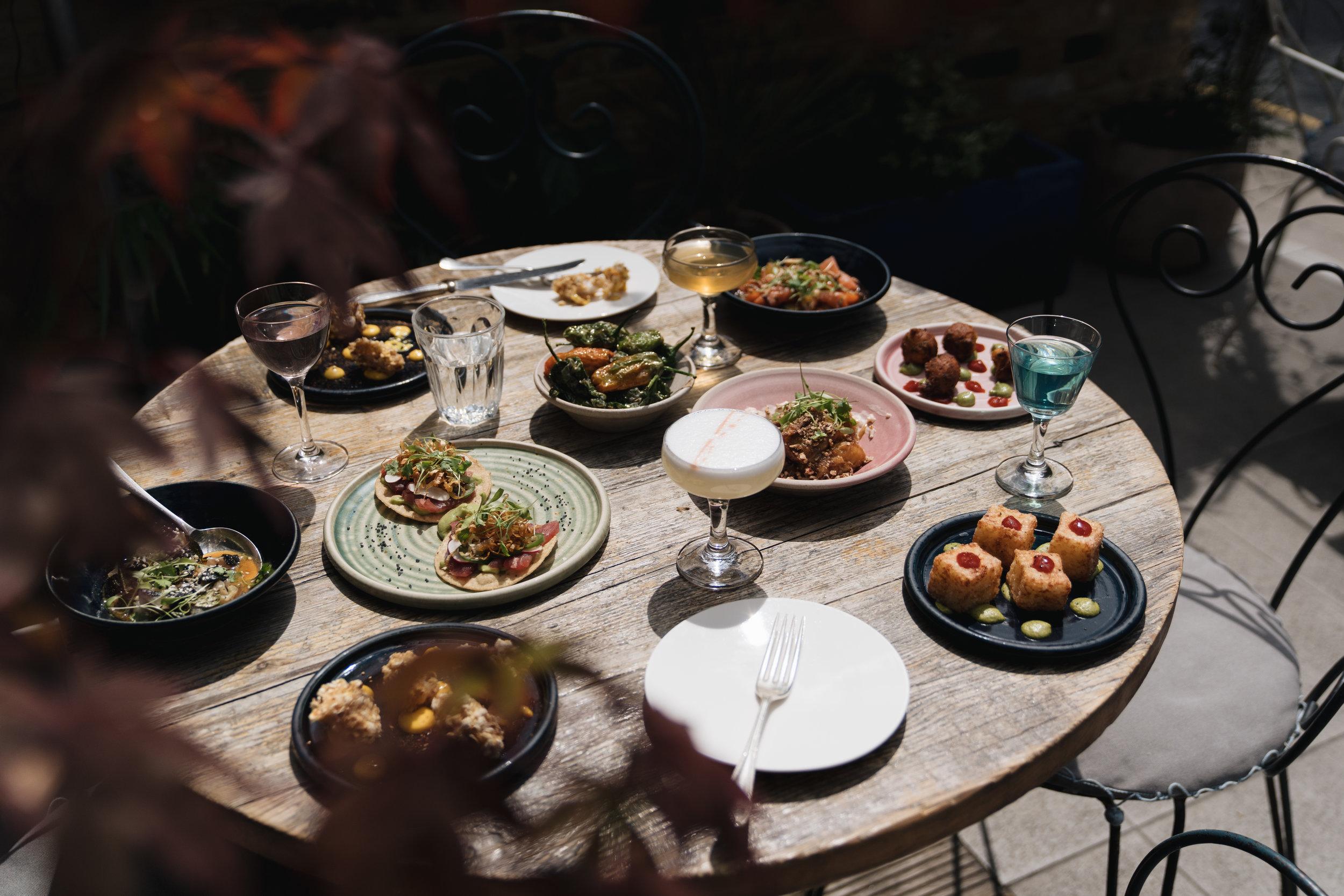 Peruvian inspired cuisine Chicama