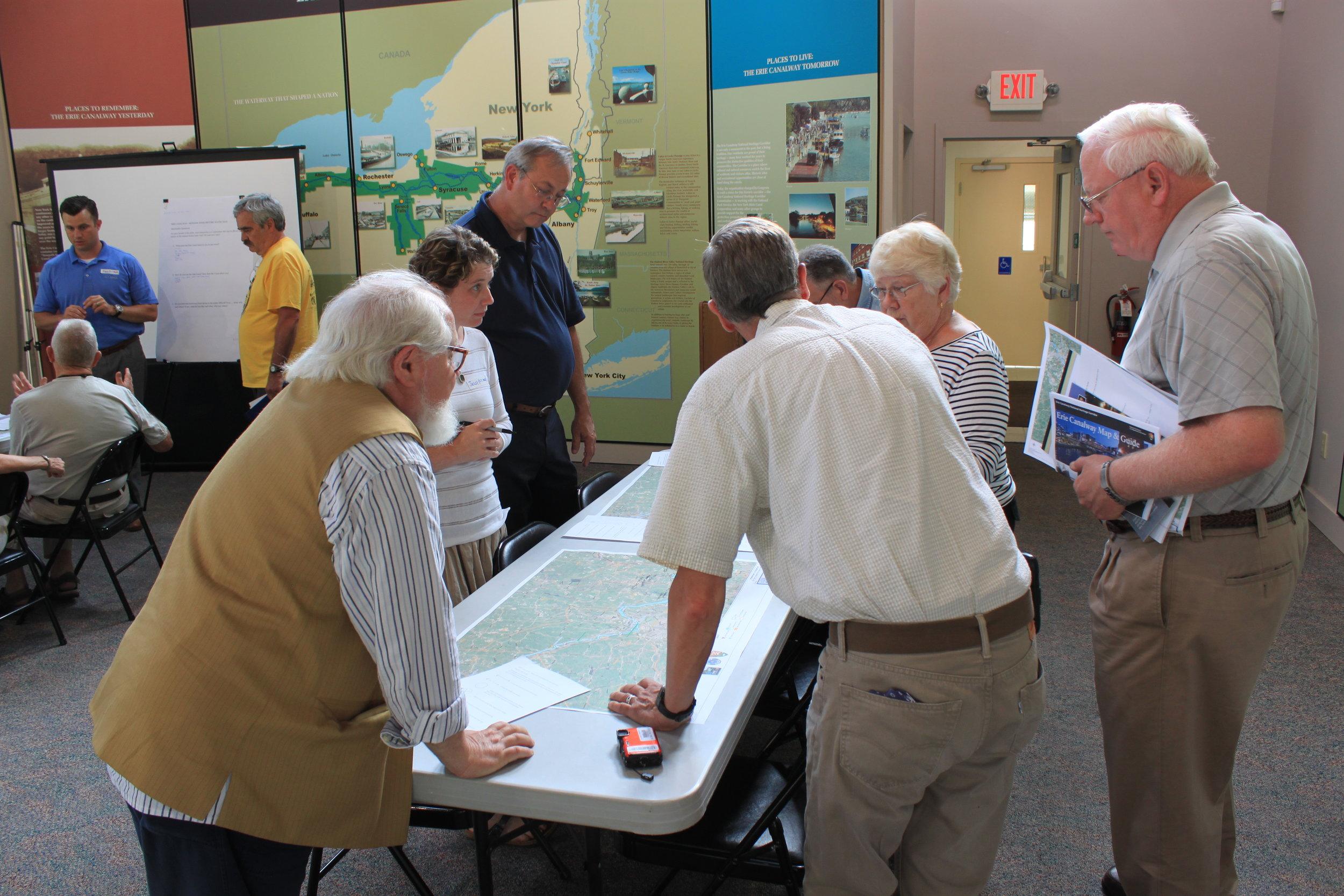 Erie Water Trail Public Input