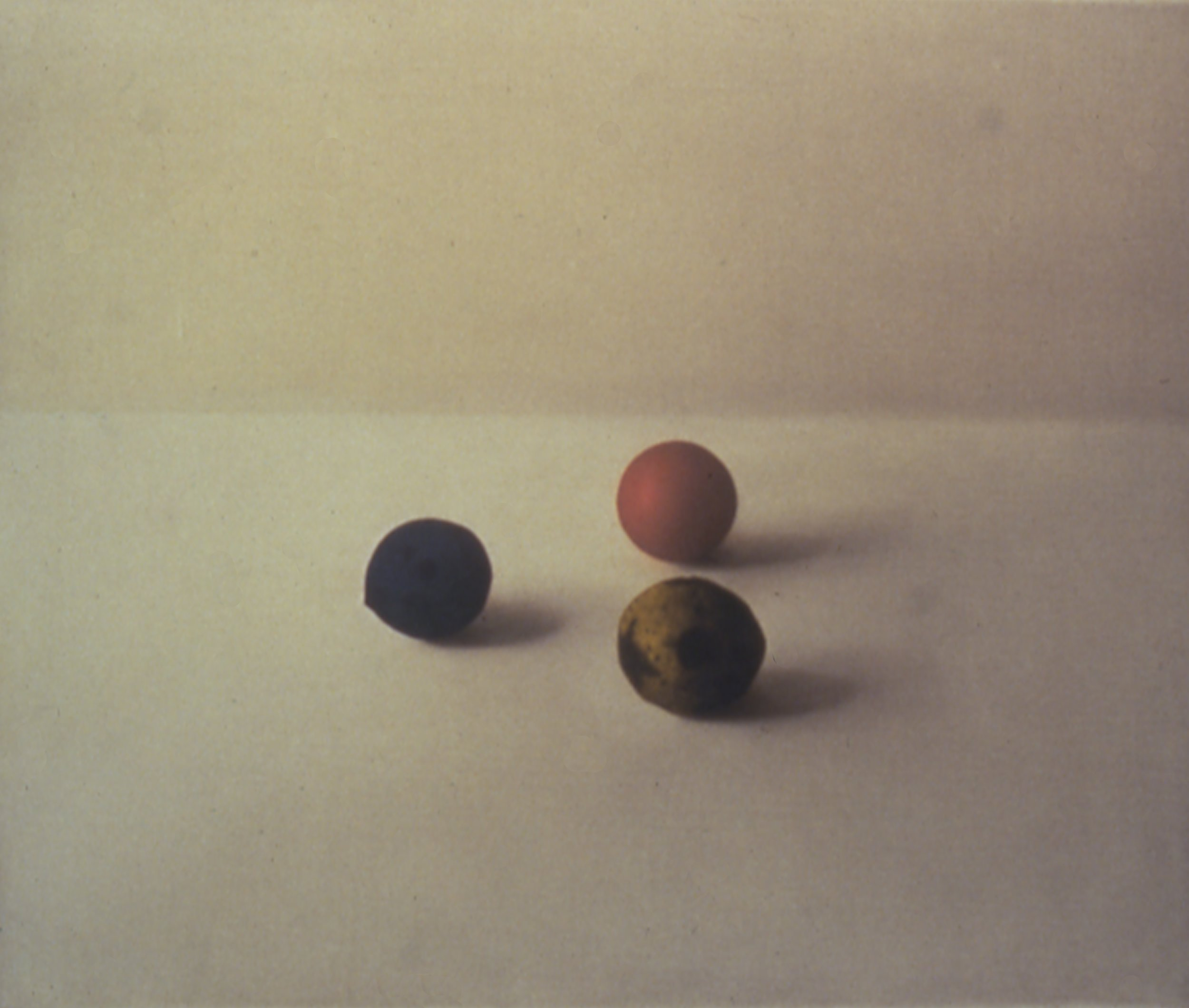 Primary Variations, 1994, 16x18, o/l