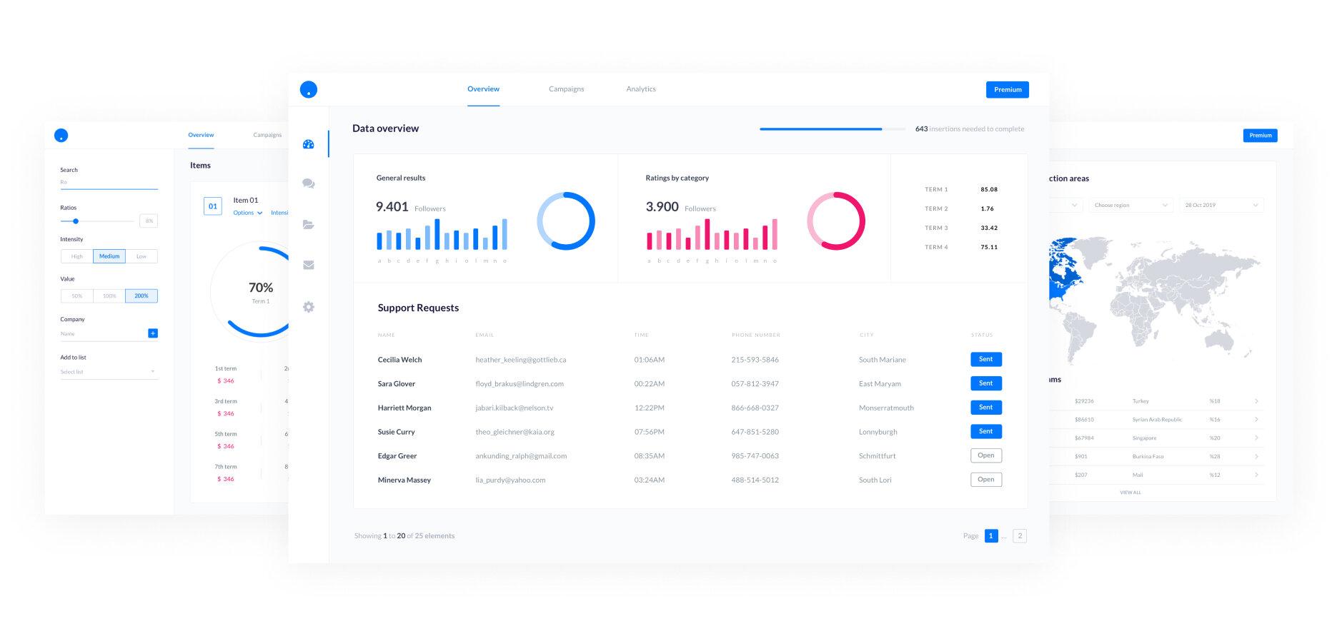 My Web App Ui Ux Design Process Pierluigi Giglio
