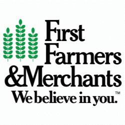 Movie sponsored by First Farmers & Merchants