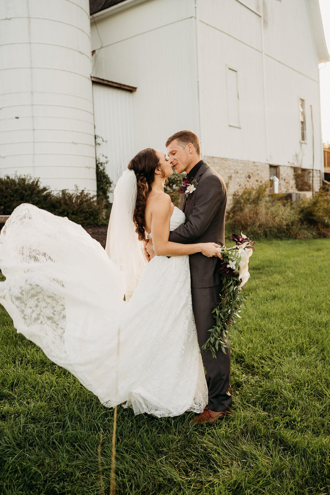 Amanda + Eric Wedding Cobblestone wedding barn -02158.jpg