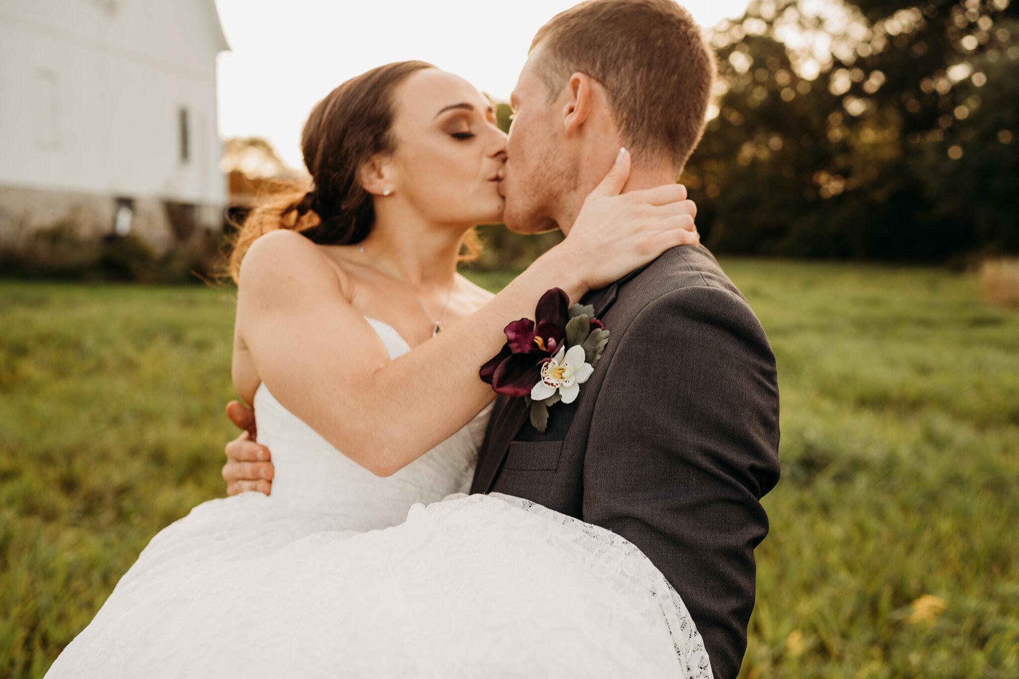 Amanda + Eric Wedding Cobblestone wedding barn -02385.jpg