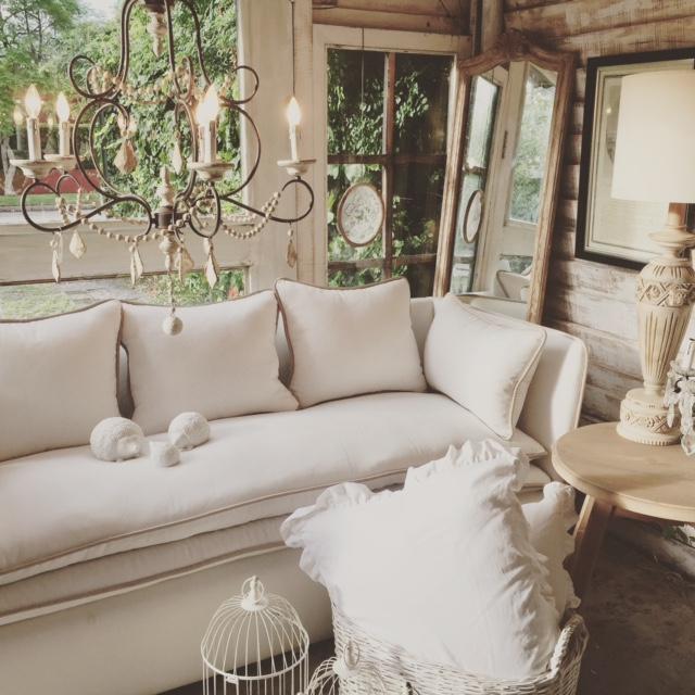 Sofá con Doble Colchón