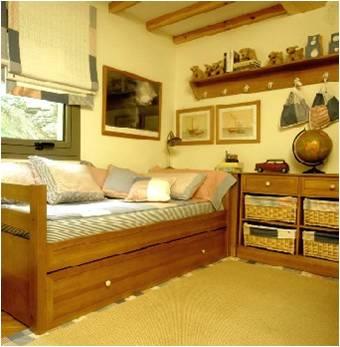 Day Bed en Madera