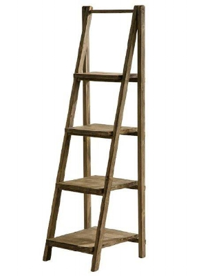 Estantería tipo escalera