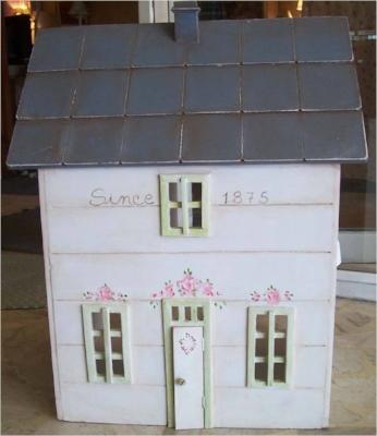 casa de muñecas niños