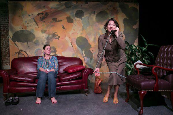 Reverse Psychology, Triad Stage 2011 (Pictured with Josephine Hall)
