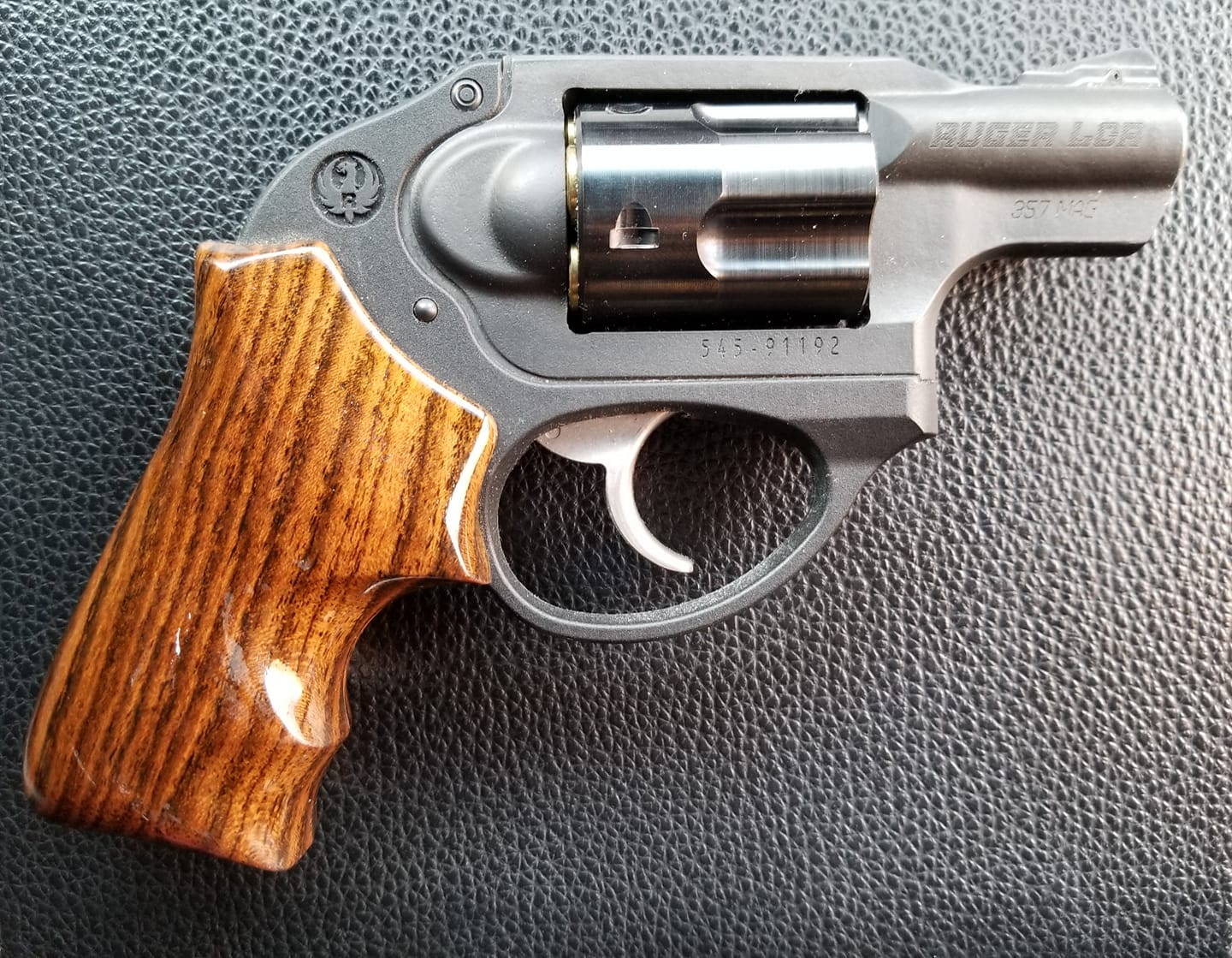 Ruger LCR Boot Grip