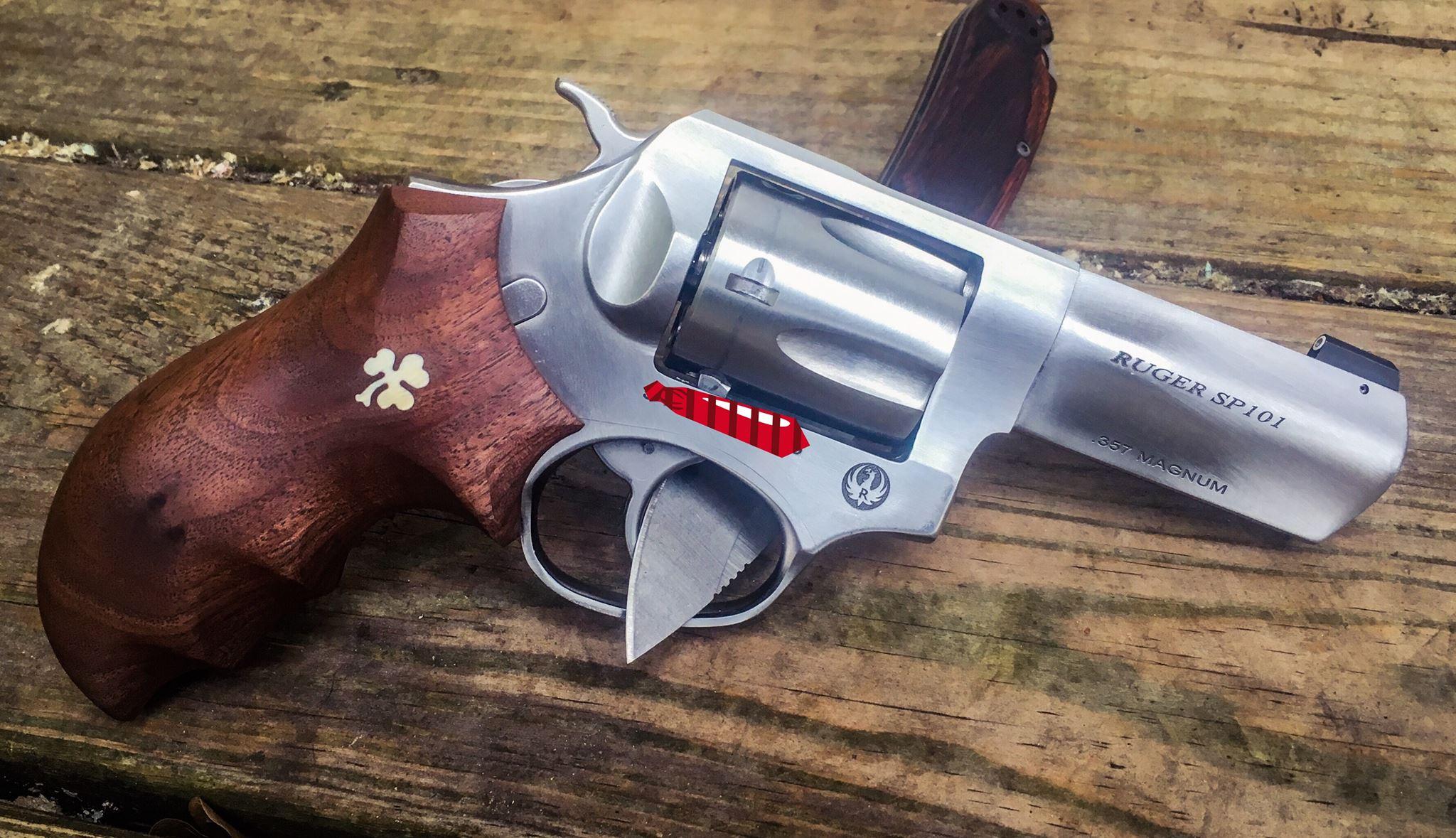 Ruger SP101 Full Grip