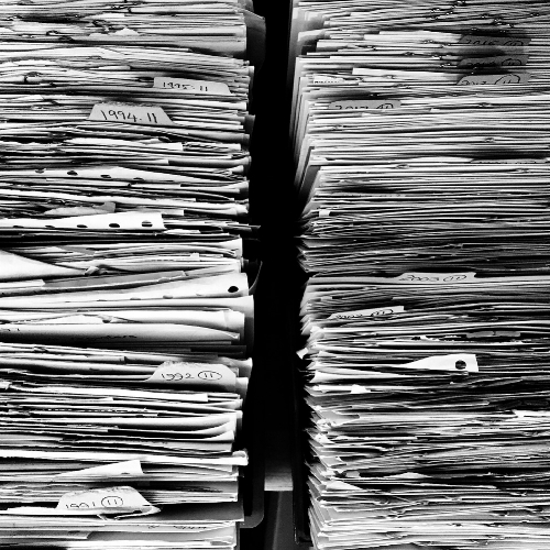 Our specialist equipment can scan thousands of pages per hour, clearing out that office space taken up by boxes. We can dispose of any sensitive documents, shredding in compliance with strict standards and data protection to your company's requirements or you can have the documents back to destroy yourself.
