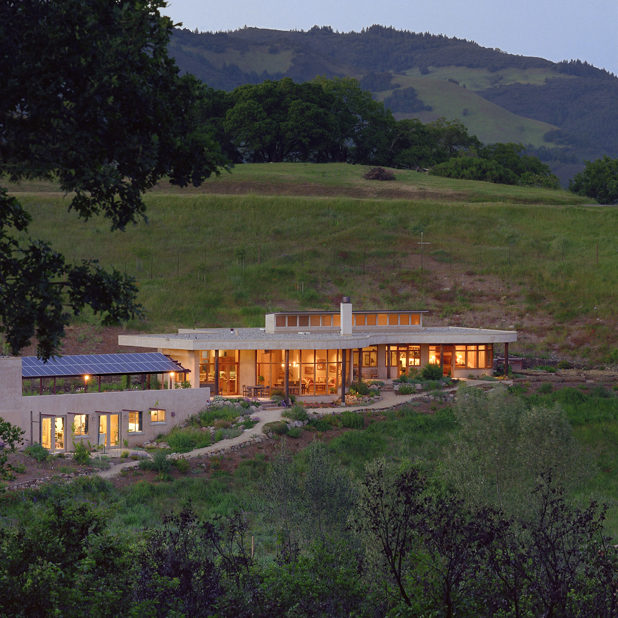 Feichtmeir Residence, Kenwood (Sonoma County), CA