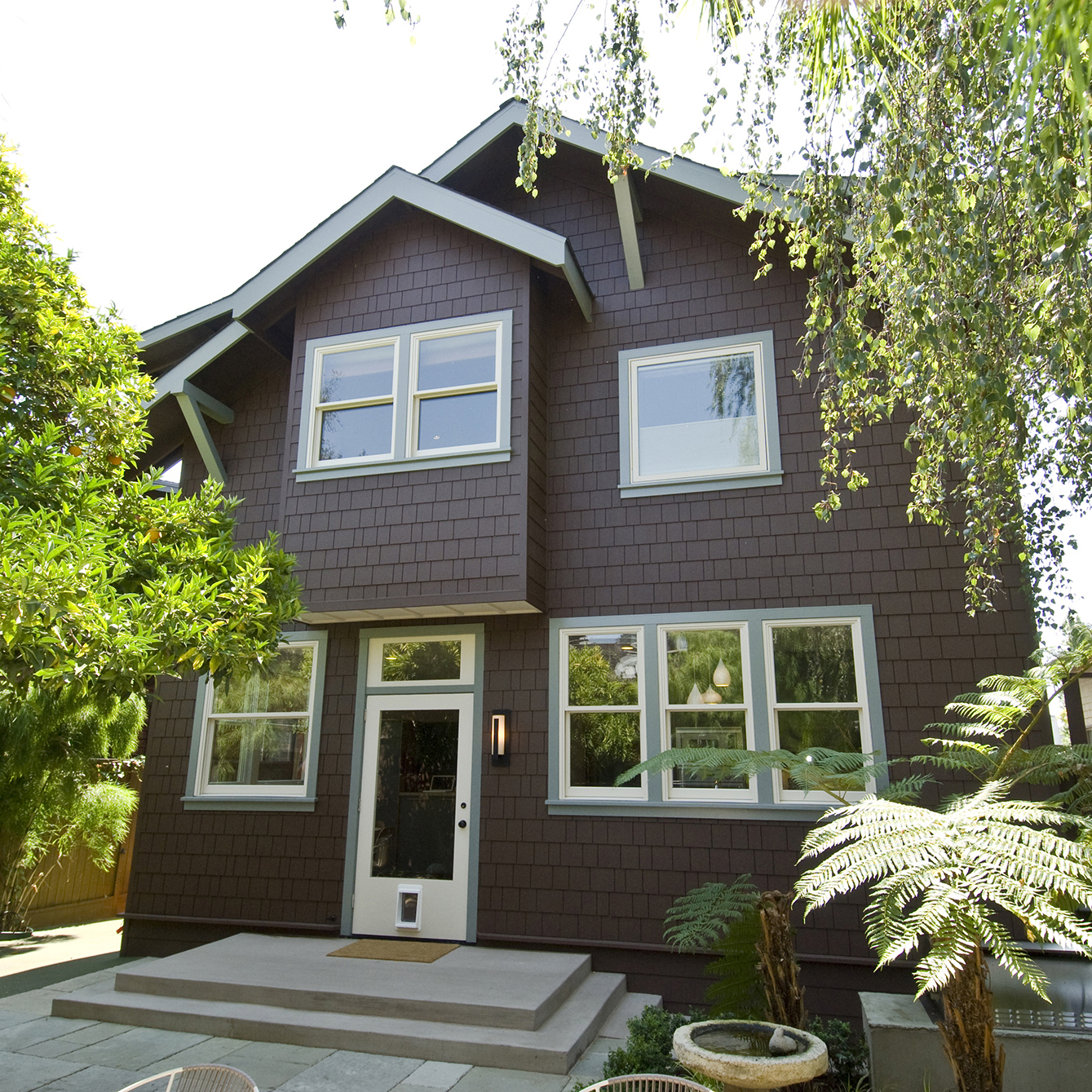 Lilly/Faurot Residence, Oakland, CA