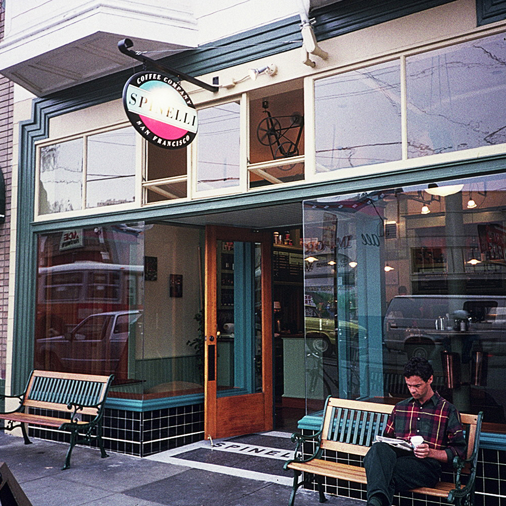 Cole Street Coffee Shop