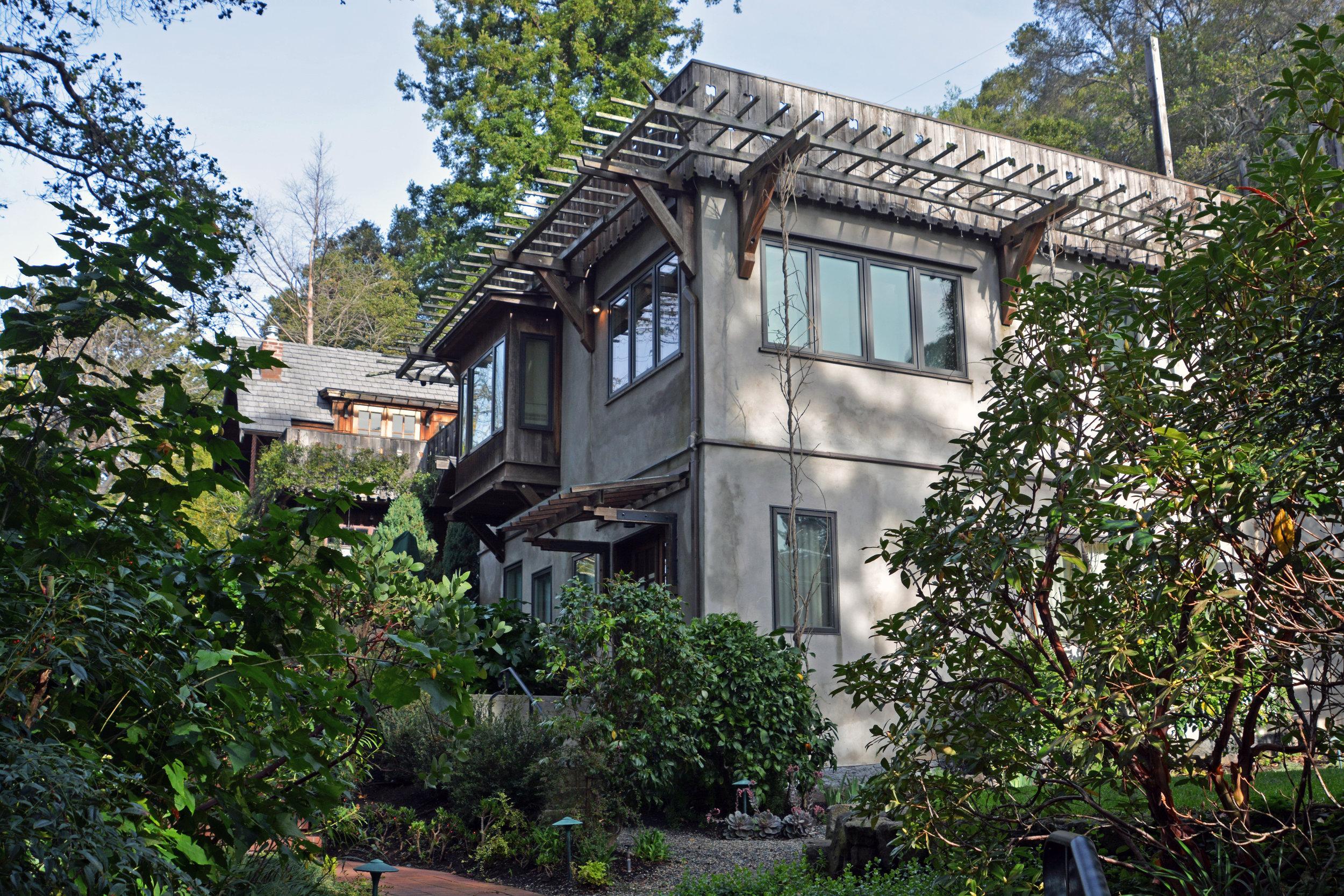 Maybeck Redux, Berkeley, CA