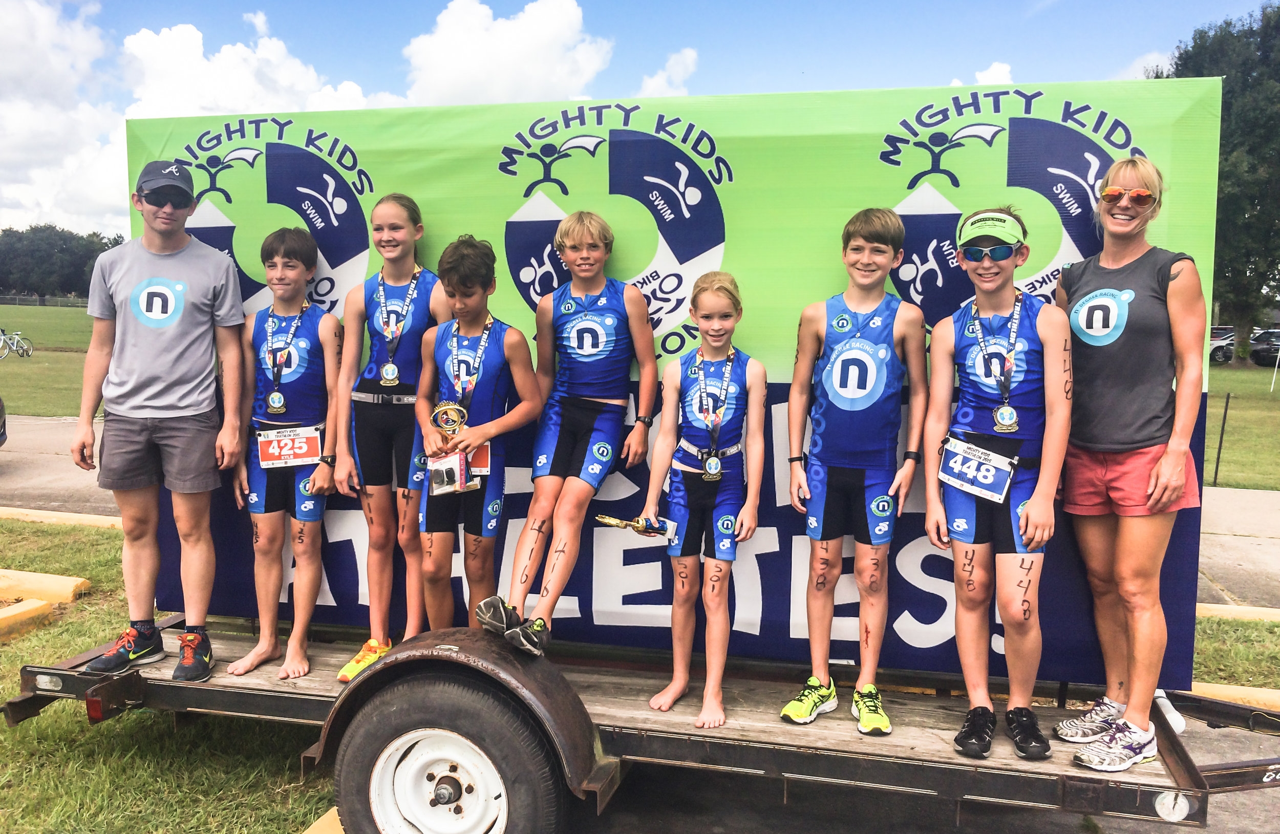 NTH DEGREE RACING  Learn about our multisport teams.→